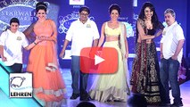 Asha Negi, Yuvika Chaudhary's Ramp Walk For 'Starwalk For Charity' | Rashami Desai