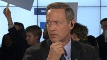 Gov. O'Malley discusses debate performance