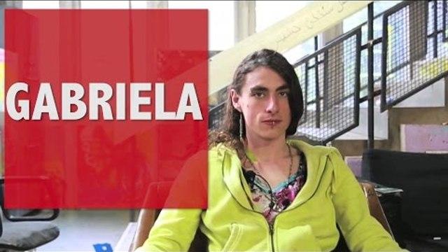 """Gabriela, estudante trans da USP: """"Meu corpo inteiro é um símbolo de luta"""""""