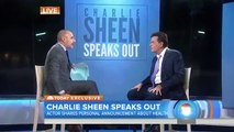 Charlie Sheen HIV positive TODAY Show