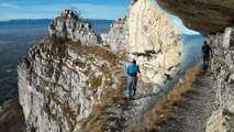 Le Salève Haute-Savoie Sentier des Etiolets Les Etounelles La Corrateries Sommet