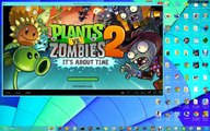 Plants vs. Zombies 2 Updated New Super Hack! 127 Gems & 127 Sprout & 127 Coins with 1 Gem!