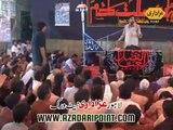 Zakir Taqi Abbas Baloch Majlis 9 October 2015 Darbar Shamas Multan