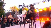 Justin Bieber Performs 'Love Yourself' on ellentube