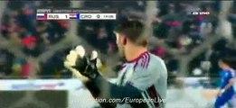 Fedor Smolov Fantastic GOAL - Russia 1 - 0 Croatia - Friendly - 17-11-2015