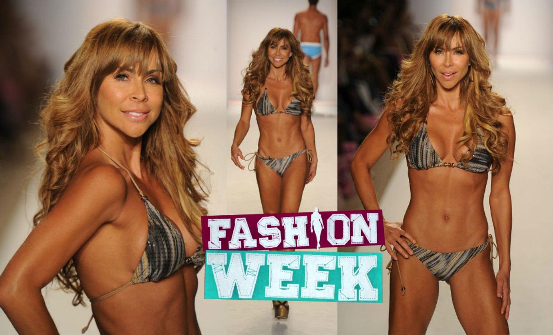 A.Z Araujo show during Merecedes - Benz Fashion Week Swim SS'13