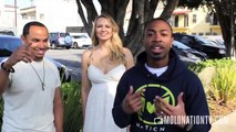 SEXY Girl Proposing to Guy in Public (PRANKS GONE WRONG) Kissing Prank Funny Videos 2015