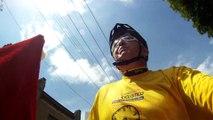 250 amigos e família bikers, passeio ciclístico da primavera em Taubaté, 2015, Marcelo Ambrogi