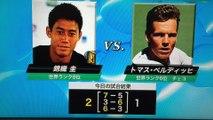 【錦織圭 勝利! ATPワールドツアー・ファイナルズ  】錦織圭 vs ベルディヒ Kei Nishikori vs T.Berdych ATP World Tour Finals