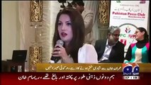 Reham Khan demanded £35,000 to write article on divorce, claims Newsweek
