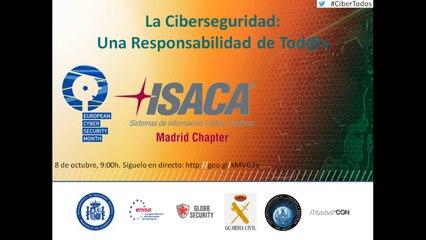 ISACA Ciberseguridad