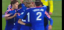 Amazing GOAL MArcelo Brozovic Russia 1-2 Croatia 17.11.2015 HD
