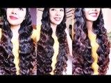 No Heat Handkerchief Waves -Heatless Mermaid Waves -Beautyklove