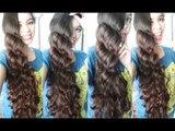 No Heat Scarf Curls- NO hair pins, Hair Ties or Clips