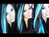 Hair Talk- Blue highlights, Purpose of Wigs, Hair bleaching, Etc and Shoutout