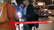 Matt Damon Wears Flip Flops