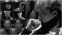The Legend - Nail MV HD  k-pop [geman Sub]