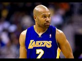Los Angeles Lakers Trade Derek Fisher! Ramon Sessions to Lakers! Nene to the Wizards!