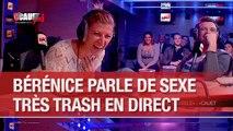Bérénice parle de sexe très trash en direct - C'Cauet sur NRJ