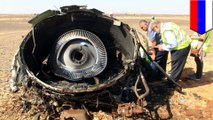 Bomb explosion brought down Russian Metrojet of Egypt, Kremlin says