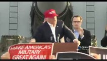 FULL SPEECH: Donald Trump Talks National Security Aboard Battleship USS Iowa San Pedro LA