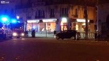 Violente video bataclan Polices & Terroristes, Paris