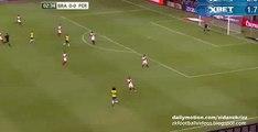 Dani Alves Long Shot - Brazil v. Peru - FIFA World Cup 2018 Qualifier 17.11.2015 HD