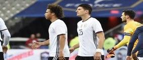 Amical - La soirée gâchée du football en Allemagne