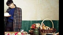 Lee Seung Gi — graced the cover of the October issue of fashion magazine 'CeCi