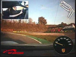 Votre video de stage de pilotage  B019141115AR0056