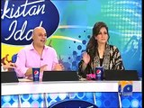 Funny Pakistan Idol Singer Made Judges Disappeared. Judges Ran Away From Stage. Must Watch