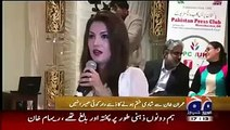 Reham Khan demanded A35_000 to write article on divorce_ claims Newsweek