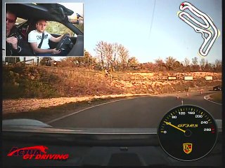 Votre video de stage de pilotage  B019151115AR0045