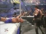 Kurt Angle vs. The Undertaker: SmackDown, Sept. 4, 2003