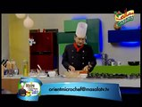 Orient Micro Chef Menu with Zakir _  Tomato Rice & Cauliflower Masala