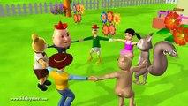 RINGA RINGA ROSES 3D Animation English Nursery rhymes For children