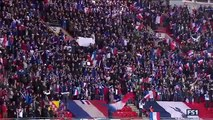 La Marseillaise chantée par tout le stade Wembley avant Angleterre - France - Football
