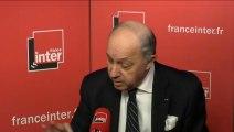 Attentats, Russie, Syrie : Laurent Fabius répond à Patrick Cohen