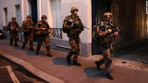 33 ISIS members killed in French and other military airstrikes in last 72 hours, London-based monitoring group says.