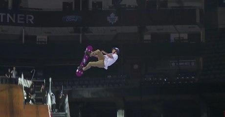 Brandon Schmidt 720 in Toronto   Nitro Circus