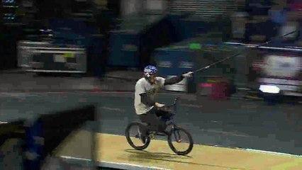 Ryan Williams - 720 front flip BMX   Nitro Circus