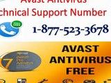 1-877-523-3678 Avast Antivirus Technical Support Number