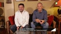 """Yves Camdeborde et Jacques Ferrandez: """"Frères de terroirs"""" - Entrée libre"""