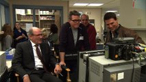 Tom Cruise and Val Kilmer tease 'Top Gun 2'
