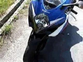 Présentation vidéo du GSX-R 1000 2007