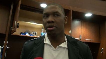 Basket - NBA : Séraphin «Même pas fatigué ! »