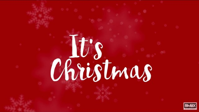 Janice Javier - It's Christmas (Official Lyric Video)
