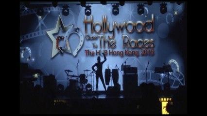 Shanty - Hollywood Goes To The Races The HUB Hongkong 2015 Part 1