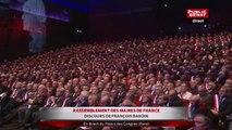 Evénements : Rassemblement des Maires de France