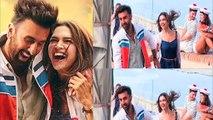 Ranbir Kapoor Calls Deepika Padukone 'FLIRT' _ Bollywood Series